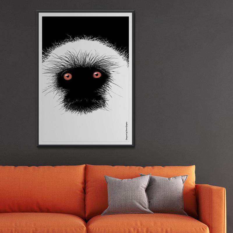 poster singe design
